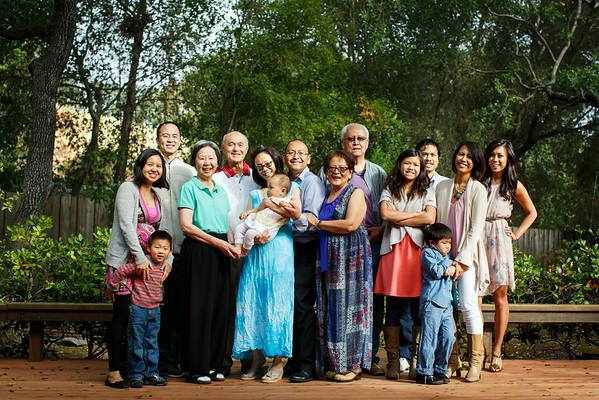 Julius Paras family